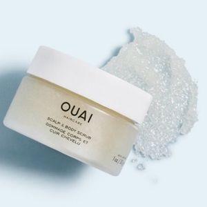OUAI haircare scalp & body scrub